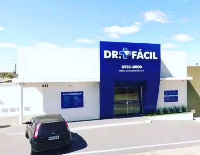 Clínica Dr. + Fácil